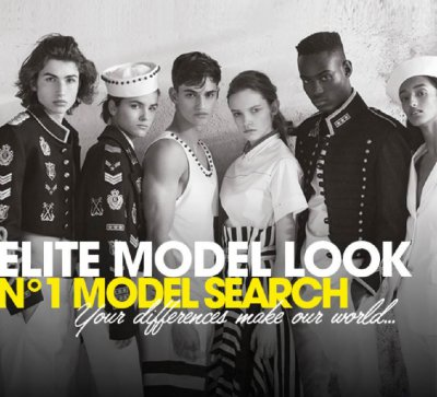 Apply to Elite Model Look 2020