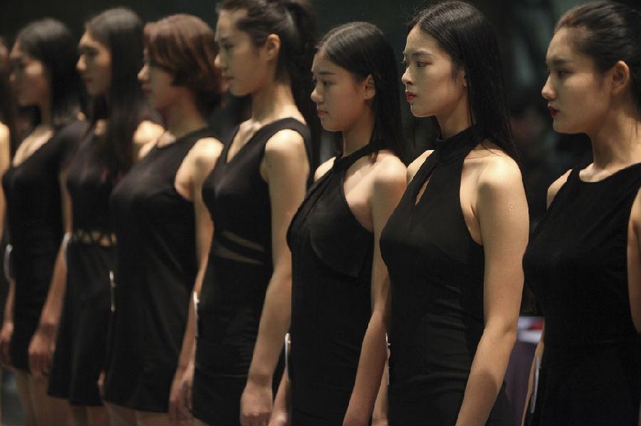 北京私人订制商务伴游模特身材标准