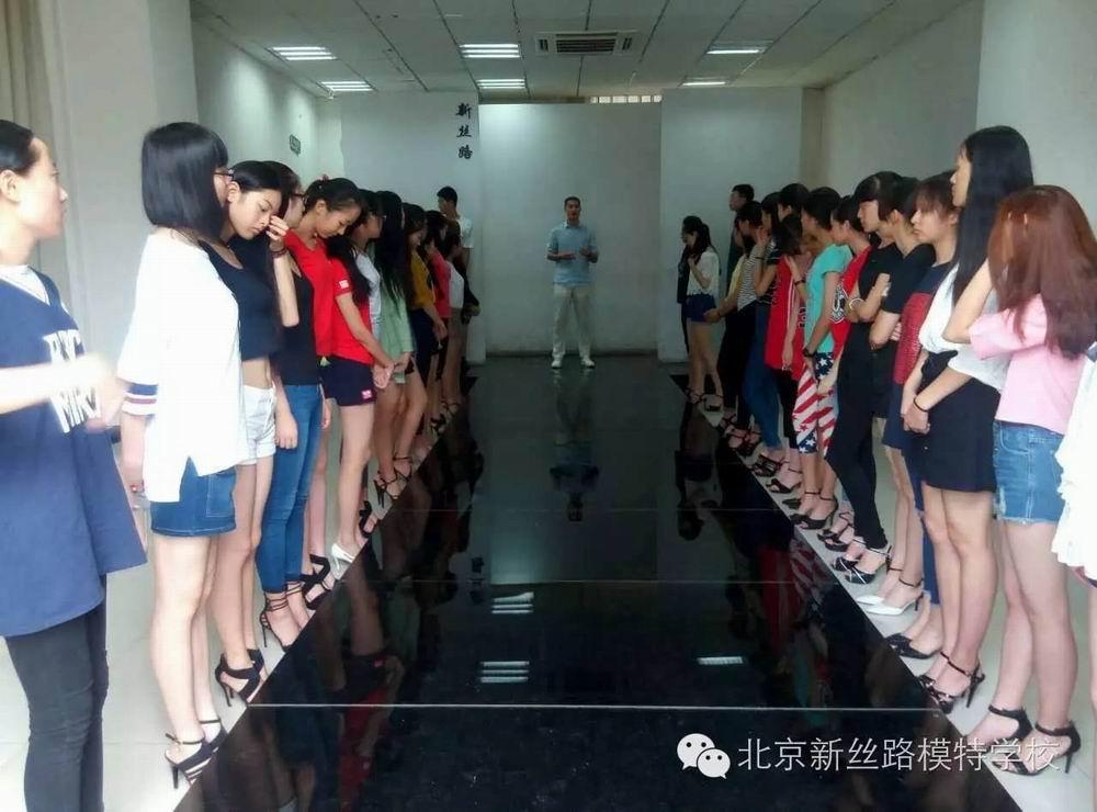 预约北京商务模特走秀平台入口